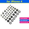 High Quality for iPhone 4 4G Original Bottom Complete Screws Full Set Replacement Accessories