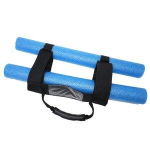 Image 2 - AC8001 PCP воздушная винтовка, Пейнтбольный бак, с синей ручкой, губка, крышка, газовая бутылка, протектор для HPA PCP, углеродное волокно, цилиндрический Acecare