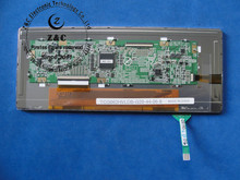 "TCG062HVLDB TCG062HVLDB G20 מקורי + כיתה 6.2 ""LCD תצוגה עם 4 חוט מגע מסך digitizer עבור תעשייתי עבור kyocera"