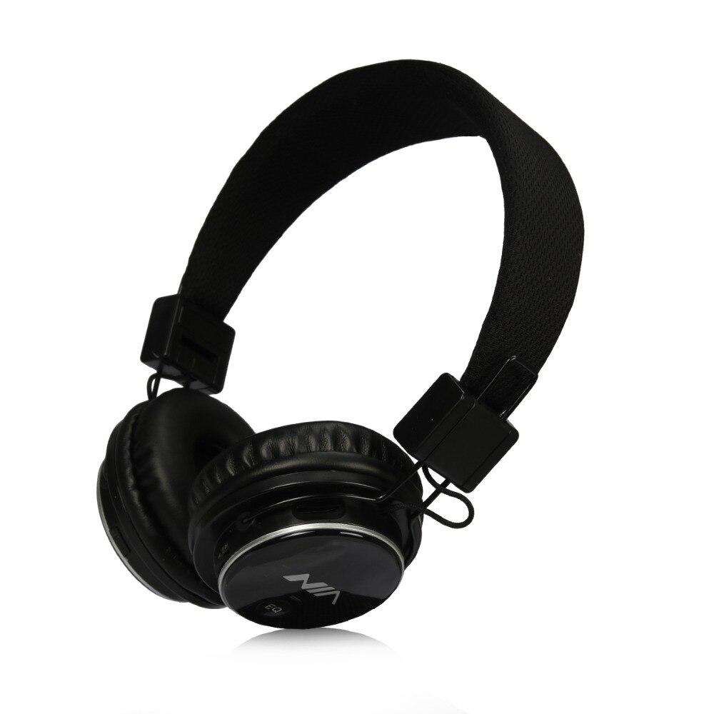 bilder für NIA 8809 S Wireless Stereo Kopfhörer Ursprünglichen EQ Kostenloser Versand Faltbare Sport Tf-karte FM Radio Kopfhörer