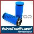 48 MM 52 MM 54 MM esponja do filtro de ar com anel de aço inoxidável para universal motos motocross Dirt bike Pitbike ATV freeshipping
