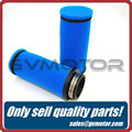 48 MM 52 MM 54 MM filtro de aire de esponja con anillo de acero inoxidable para universal de la motocicleta motocross Dirt bike Pitbike ATV envío gratuito