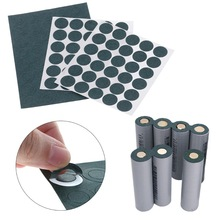 Battery-Pack Insulation-Gasket Li-Ion 18650 Electrode 1S Cell 100pcs Patch Paper Barley