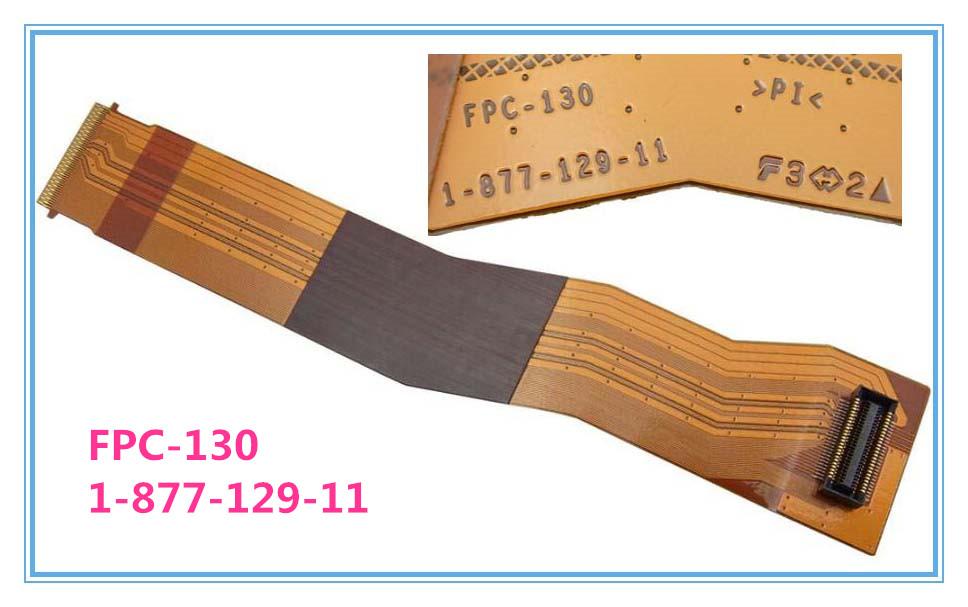 Prix pour D'origine Pour Sony Vaio VGN-Z Touchpad Clavier Câble FPC-130 187712911 1-877-129-11 avec Interface