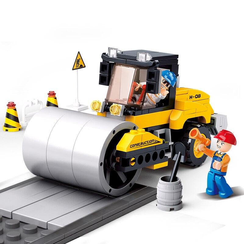 100% QualitäT Sluban Modell Gebäude B0539 171 Stücke Modell Gebäude Kits Klassische Spielzeug Hobbies Stahl Rad Profitieren Sie Klein