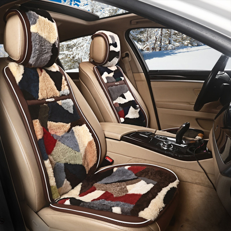 Car Seat Cover Covers Automobiles Cars Fur Wool For Subaru