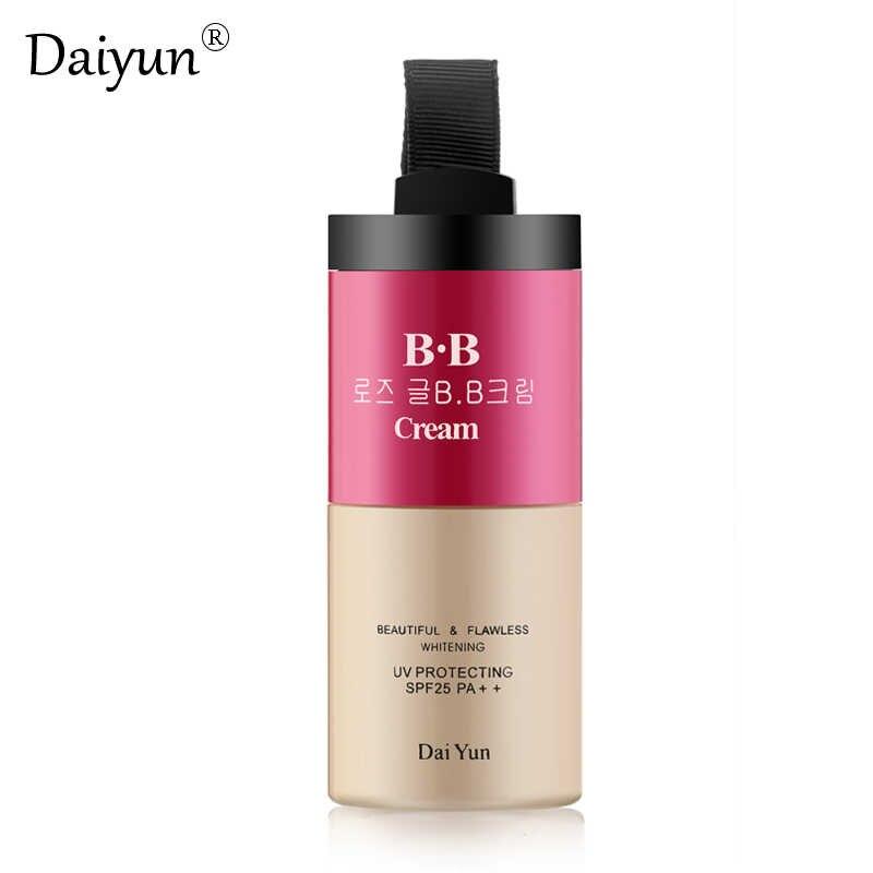 Целлюлозный Bb крем и консилер 2 в одном УФ Защита Spf 25 отбеливающий солнцезащитный изоляционный крем для лица база макияж