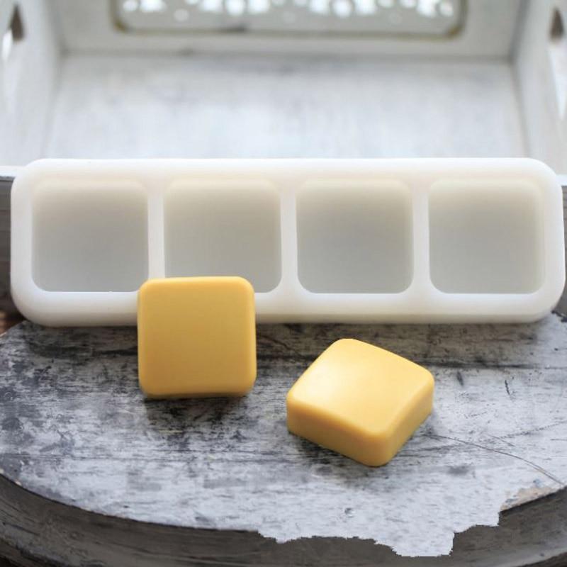 """Ovalios silikoninės muilo formos """"pasidaryk pats"""" rankų darbo - Virtuvė, valgomasis ir baras - Nuotrauka 3"""