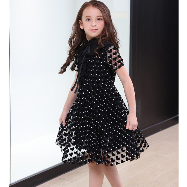 Princess Girls Dress Sequined Party Dress for 10 12 14 years Kids Teenage Girl Clothing Christmas New Year