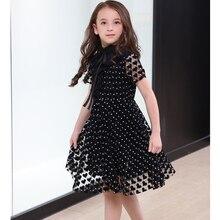 Vestido de princesa para niñas, vestido de fiesta con lentejuelas para 10, 12 y 14 años, ropa de joven para Navidad, Año Nuevo