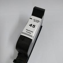 цена на Vilaxh For HP 45 compatible black Ink Cartridge Replacement for hp45 51645A  Deskjet 710c 720c 815c 832c 850c 930c 980c 6120