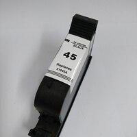 Vilaxh For HP 45 compatible black Ink Cartridge Replacement for hp45 51645A Deskjet 710c 720c 815c 832c 850c 930c 980c 6120