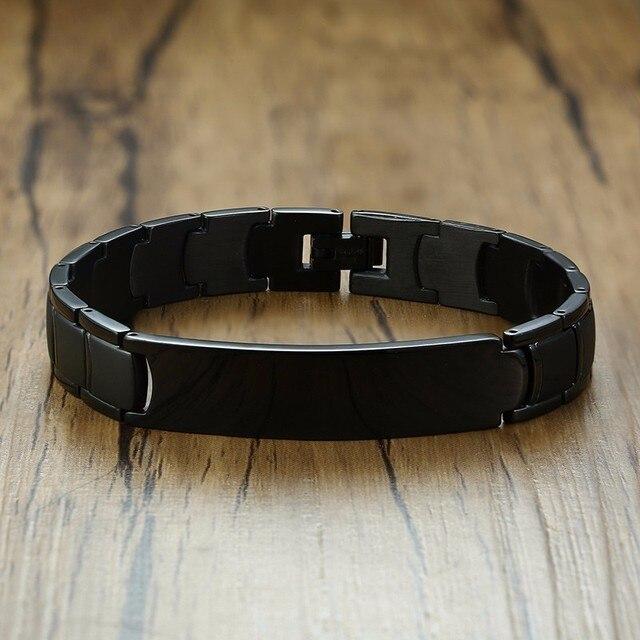 Vnox 12mm Custom Bracelets...