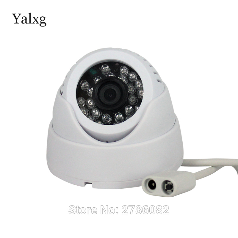 Yalxg HD Wifi Mini Ip Security Indoor p2p network Camera Wireless 720P Baby Monitor Record P/T TF Card IR-Cut Night Vision howell wireless security hd 960p wifi ip camera p2p pan tilt motion detection video baby monitor 2 way audio and ir night vision