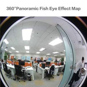 Image 5 - SDETER 2MP 360 Degree Wireless IP Camera Wifi Bulb IR Light FishEye Panoramic Home Security Camera 2 Way Audio P2P UP to 128GB