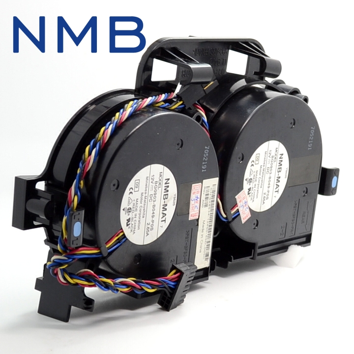 NMB New PE860 R200 server fans BG0903-B049-P0S fan 12V 2.65A 97*94*33mm r b parker s the devil wins