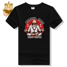 Camiseta con dibujo del Maestro Mutenroshi