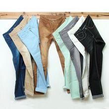 2019 men brand new Spring Summer Men's Elastic Jeans/Korean version Slim Tight  Leisure cowboy Casual quality jeans blue 5525425 2015 spring summer tide brand new men s jeans stretch korean fashion foot slim slimming jeans