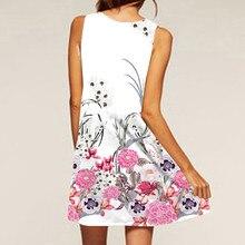 fdbd21ebdb7 Women Tshirt Dress 2019 Choker V-neck Summer Dresses Women Sling Sleeveless  Holiday Party Mini Dress Short Sleeve Bodyco Y325