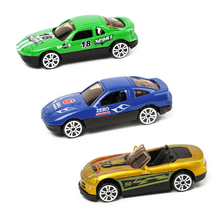 Model Car 1:72 Dazzle Fashion Sports Toy Car Diecast Metal Simulation Vehicles Toys For Children