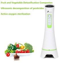 Многофункциональный фруктов и овощей стерилизатор озона дома стиральная машина озона фруктов и овощей стерилизатор 10 Вт