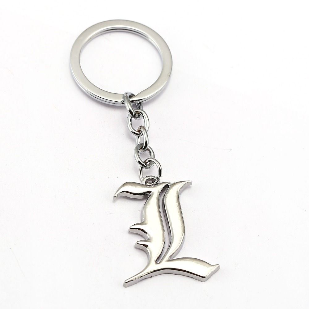 bracelet key holder note l keychain 3 styles 6943