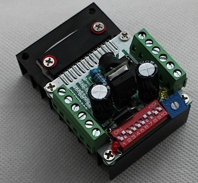 THB6064 stepper motor driver board 64 segments 4.2A current DC40V 42,57 driver board
