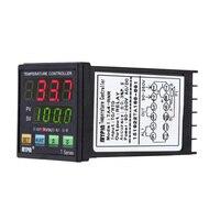 MYPIN Digital LED PID Temperature Controller + PT100 RTD Thermistor Sensor Probe