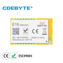 CDEBYTE E19-868MS1W rf transceiver module SPI 10km 868MHz SX1276 SX1278 LoRa transmitter and receiver
