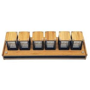Image 1 - Horloge de bureau électronique RGB 6 bits