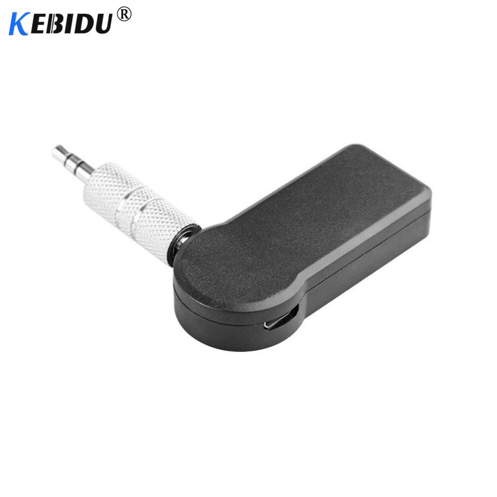 Wireless Aux Bluetooth Receiver Car Bluetooth Adapter Car Kit Hands Free Bluetooth Aux Music: Kebidu 3.5mm Wireless Bluetooth Receiver Adapter Universal Car Kit AUX Audio Music Car A2DP