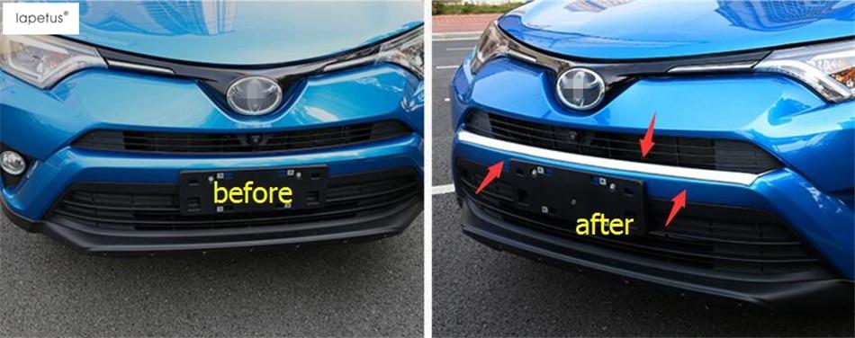 Accesorii Lapetus pentru Toyota Rav4 Rav 4 2016 2017 2018 Cap de - Piese auto - Fotografie 6