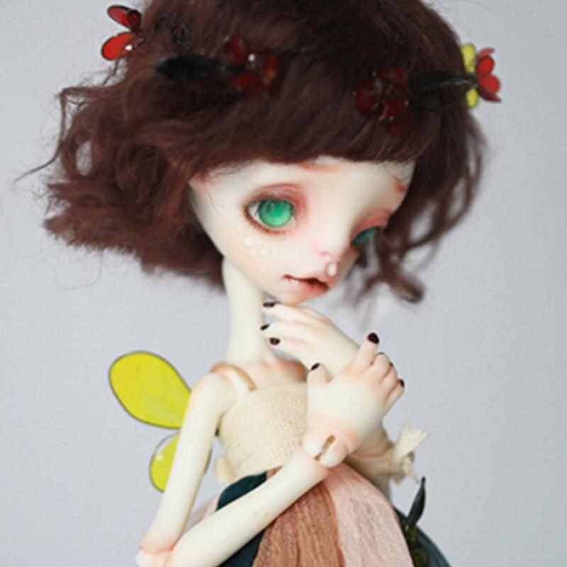 Oueneifs DC27 Betty sd bjd model tsum baby girls boys dolls High toys shop dollhouse silicone
