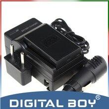 Digital Boy (4 шт./компл.) 1 шт. NP-120 NP120 НП 120 Камера Аккумулятор + зарядное устройство + автомобильное зарядное устройство Для FUJIFILM FinePix F11 M603 FinePix z1