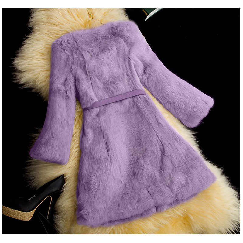 Зимние теплые пушистые пальто из искусственного меха, куртки, женские меховые Обрезанные куртки с искусственным мехом, отложной воротник, открытые передние пальто, AA-285