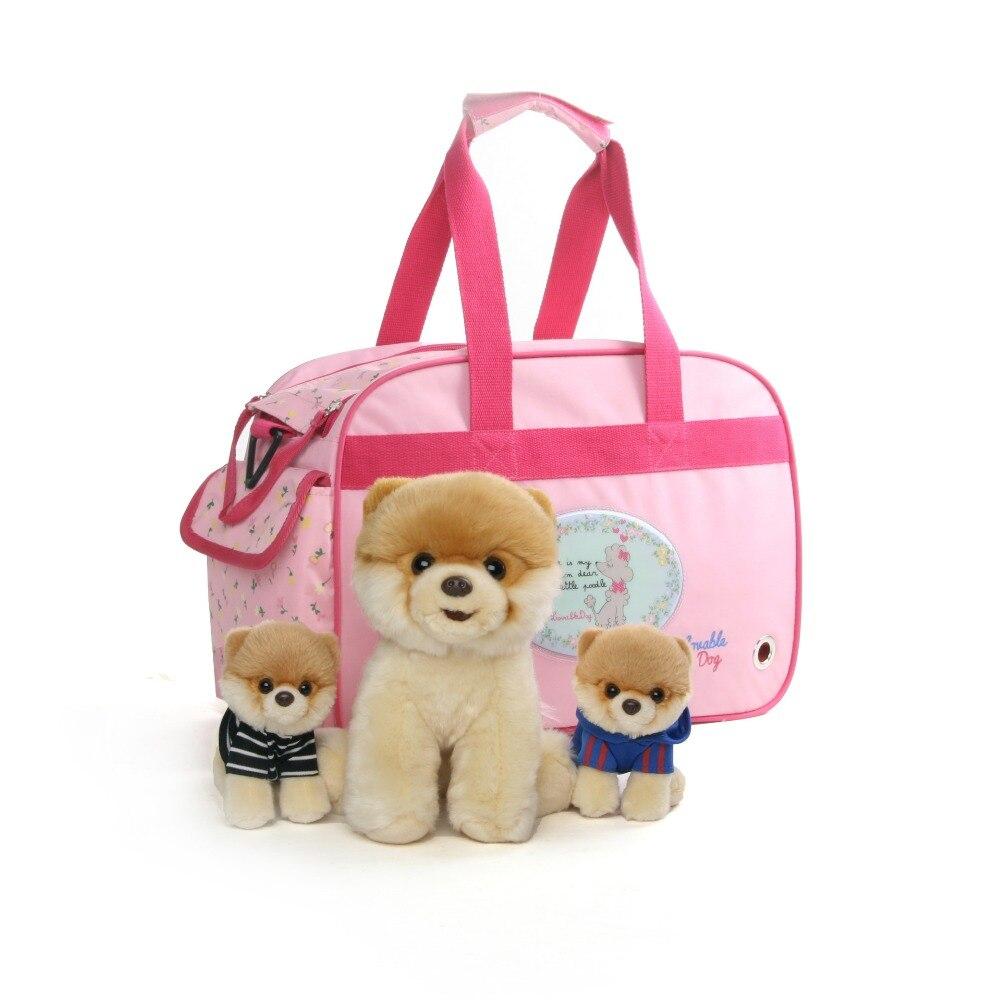 ᑐPrincesa Pink bolsa de transporte para perros pequeños cachorros ...