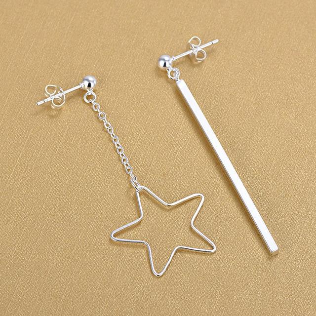 Модные женские ювелирные изделия из стерлингового серебра 925