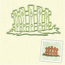 YaMinSanNiO Garden Gate Dies Frame Metal Cutting Dies for Scrapbooking Card Making Paper Embossing Cuts Stencil Craft Dies New yaminsannio frame dies metal cutting dies new 2019 for card making scrapbooking embossing cuts stencil decor craft dies