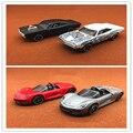 1: 64 В Штучной Упаковке сплавы Быстрый и Разъяренный Форсаж 7 модель Автомобиля Dodge Racing Cars Тонкое мастерство