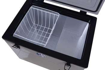 80L 12v Freezer Compressor Portable Fridge SolarPanel Fridge Solar Powered Fridge Camping Fridge ocean shipment to Norway
