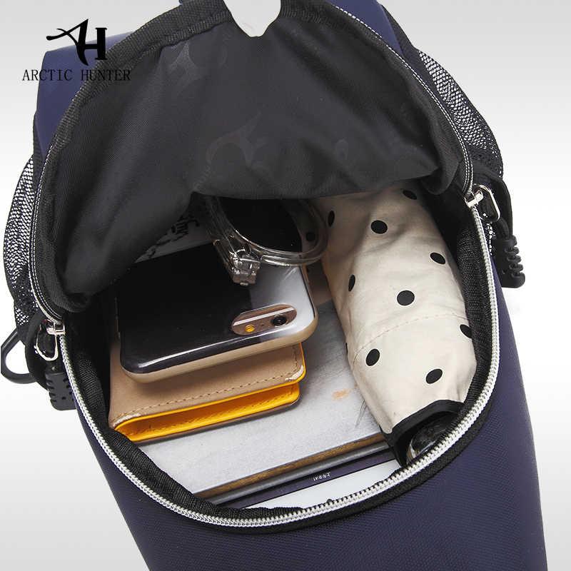 CAÇADOR ÁRTICO dos homens peito saco de lazer bolsa de ombro bolsa de Mensageiro saco de multi-funcional Oxford pano