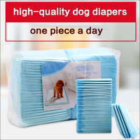 2015 Hot Sale Absorbent Pet Diapers Dog And Cat Indoor Toilet Training Pads Thick Pet Disapers