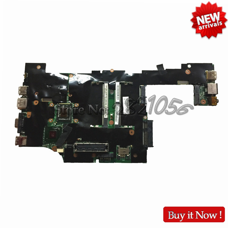 FRU 04W3286 04W0676 04W0677 Laptop Motherboard For Lenovo ThinkPad X220 SR04A Core i5-2520M cpu 2.5GHz QM67 DDR3 fru 63y1896 for lenovo thinkpad w510 laptop motherboard qm67 ddr3 nvidia quadro fx 880m 15 6 inch