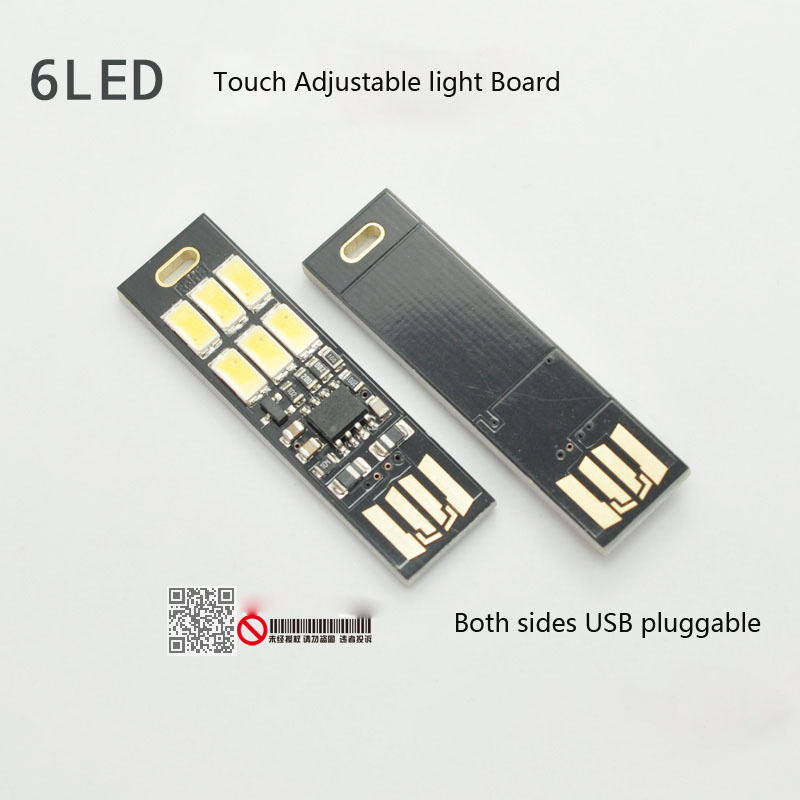 USB 6 LED LIGHT