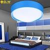 8W 12W 110V 220V Modern Minimalism LED Ceiling Light Round Indoor LED Light Ceiling Lamp Creative