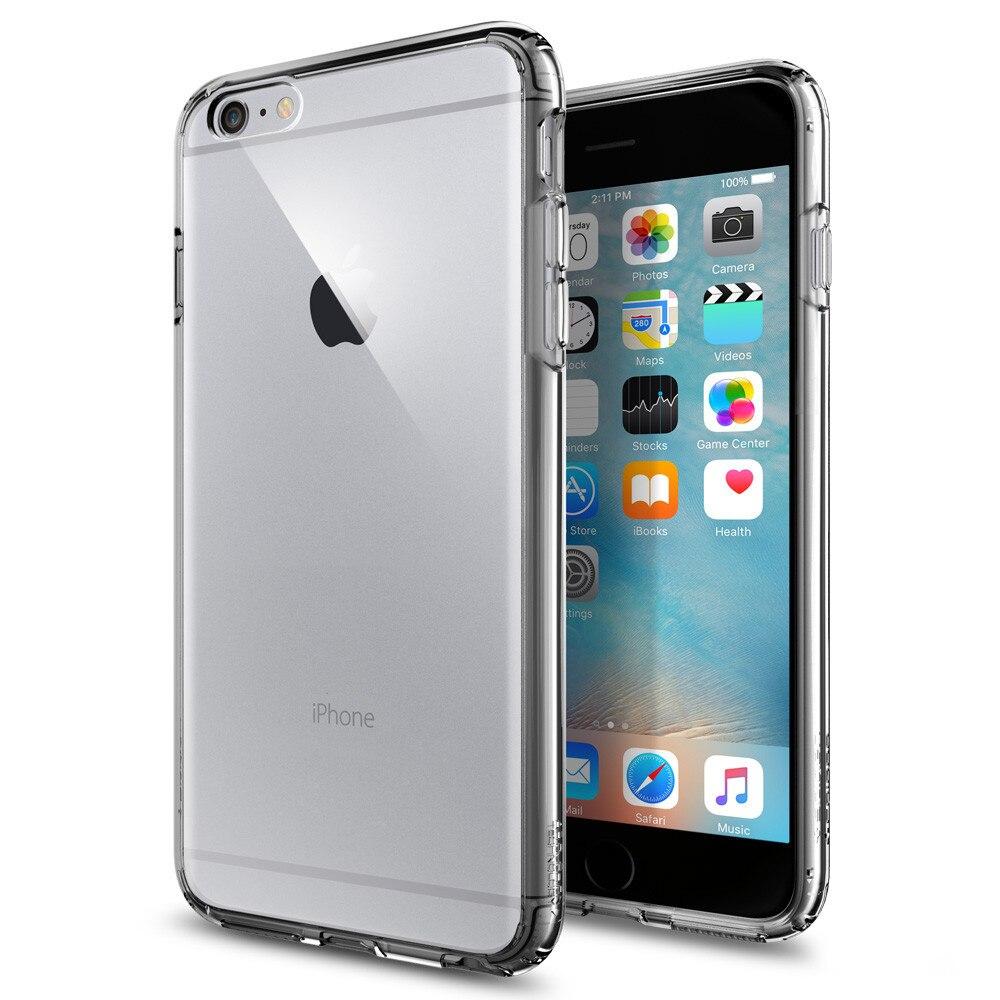 100% Original SPIGEN Ultra Hybrid Cases for iPhone 6S Plus / 6 Plus (5.5
