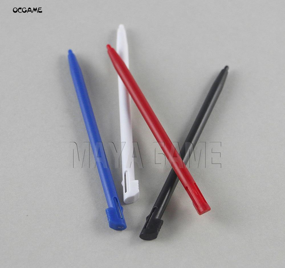 30pcs/lot High Quality Plastic Stylus Pen Screen Touch Pen Set For 2DS