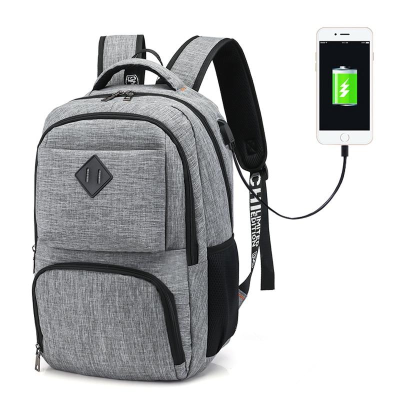 School Bags For Teenagers Boys Waterproof Large Backpacks School Backpack Casual Travel Bag Laptop Bags Mochila Infantil Delune