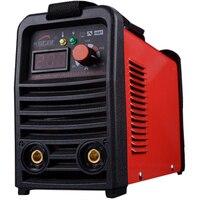 Rstar цифровой дисплей igbt портативный инвертор 110 v/220 v двойное напряжение автоматическое преобразование DC MMA 200 сварочный аппарат