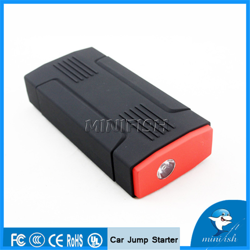 Emergency 12V car lithium battery jump starter with anti over-charge clamps Dual USB output emergency 12v car lithium battery jump starter with anti over charge clamps dual usb output